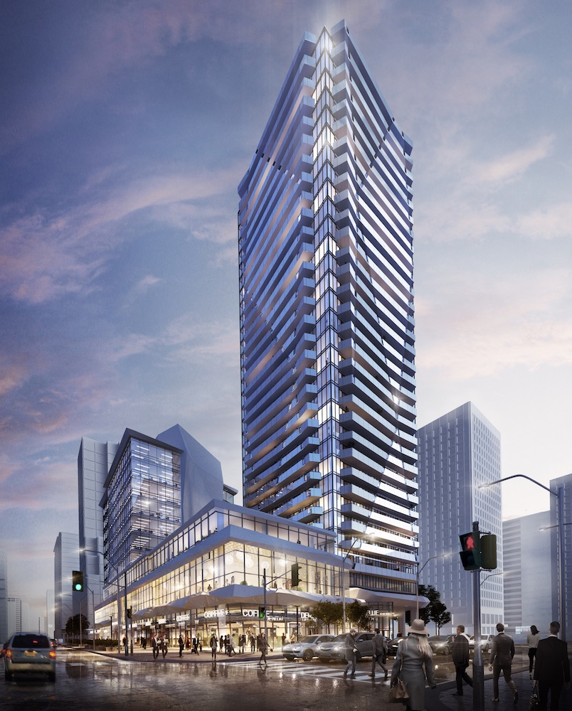5250 Yonge Street Commercial Building in North York