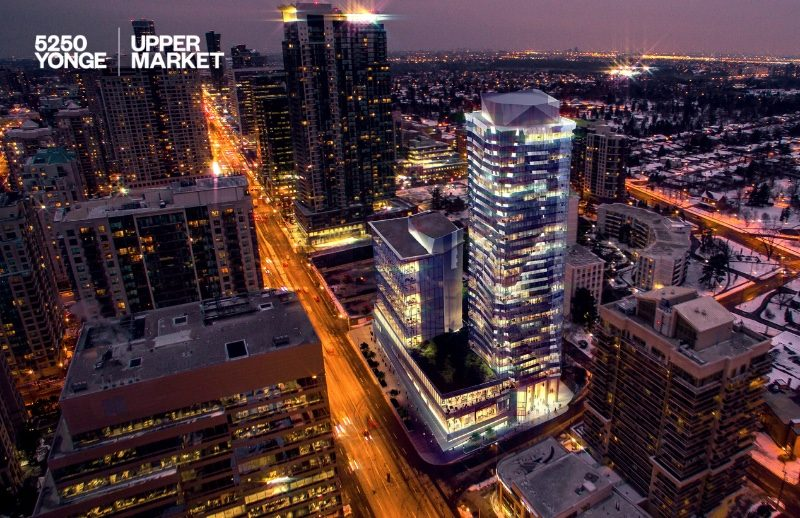 5250 Yonge Commercial Location in North York